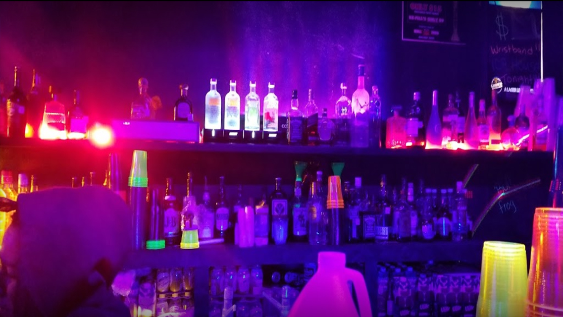 Bars Puerto Penasco - BullFrog