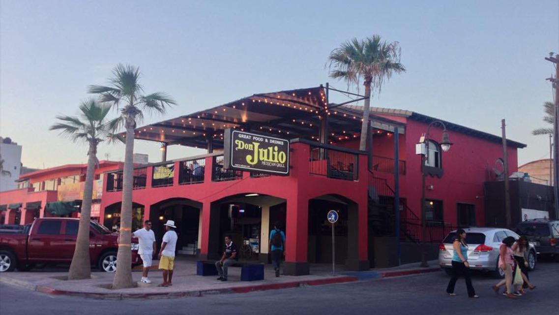 Bars Puerto Penasco - Don Julio Bar & Grill