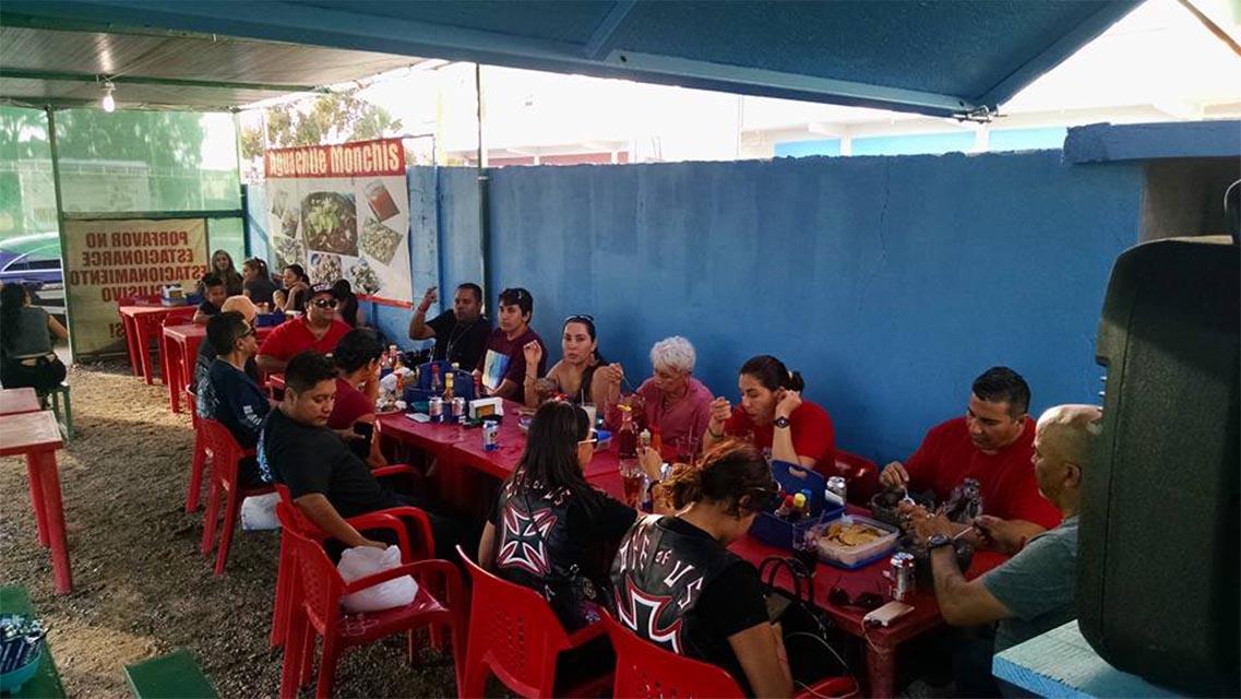Restaurants Puerto Penasco - Aguachiles Monchis