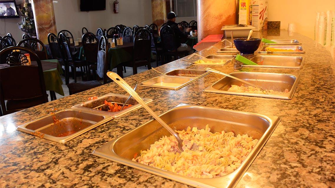 Restaurants Puerto Penasco - Aladinos Restaurant at Hotel Paraiso