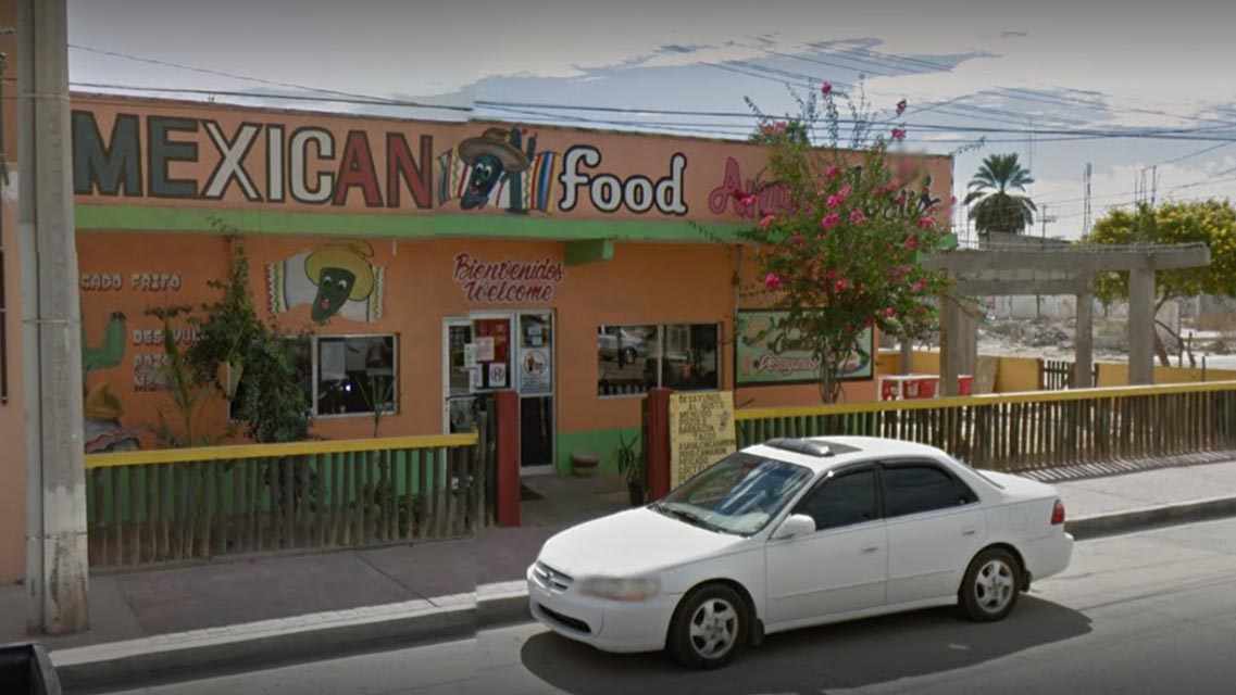 Restaurants Puerto Penasco - Anita & Jesus Restaurant