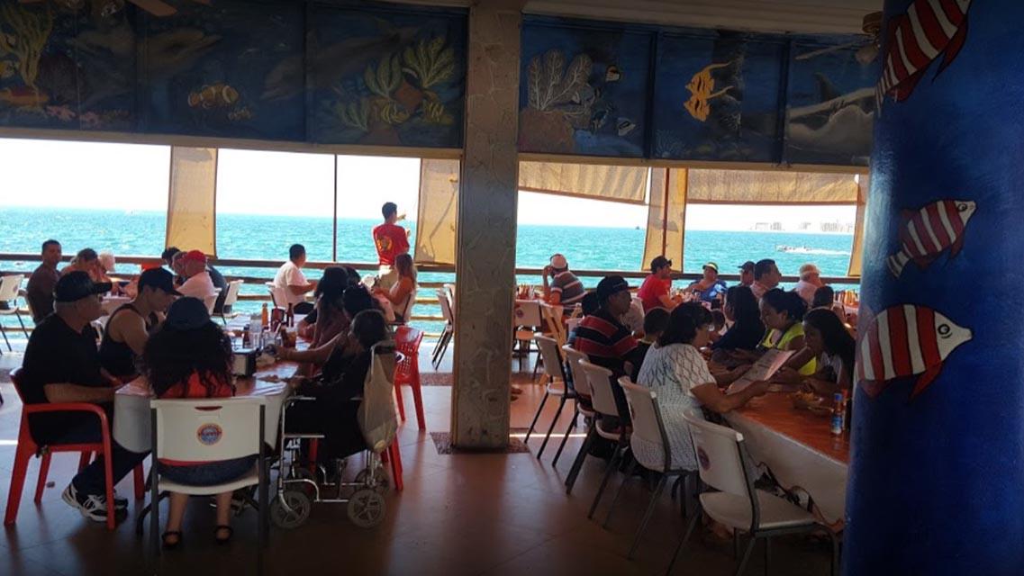 Restaurants Puerto Penasco - Aqui es con Flavio