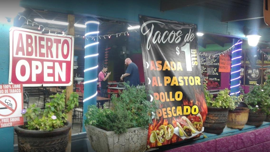 Restaurants Puerto Penasco - Asadero el Jaripeo